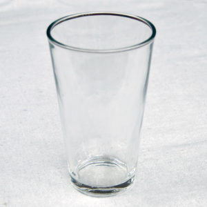 120-537 Sleeve - Clear Glass
