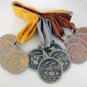 Medals & Awards